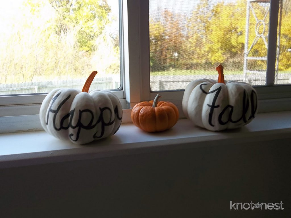 Budget friendly fall decorations
