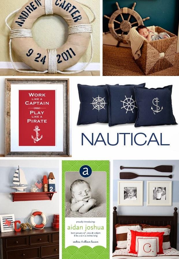 nautical nursery ideas