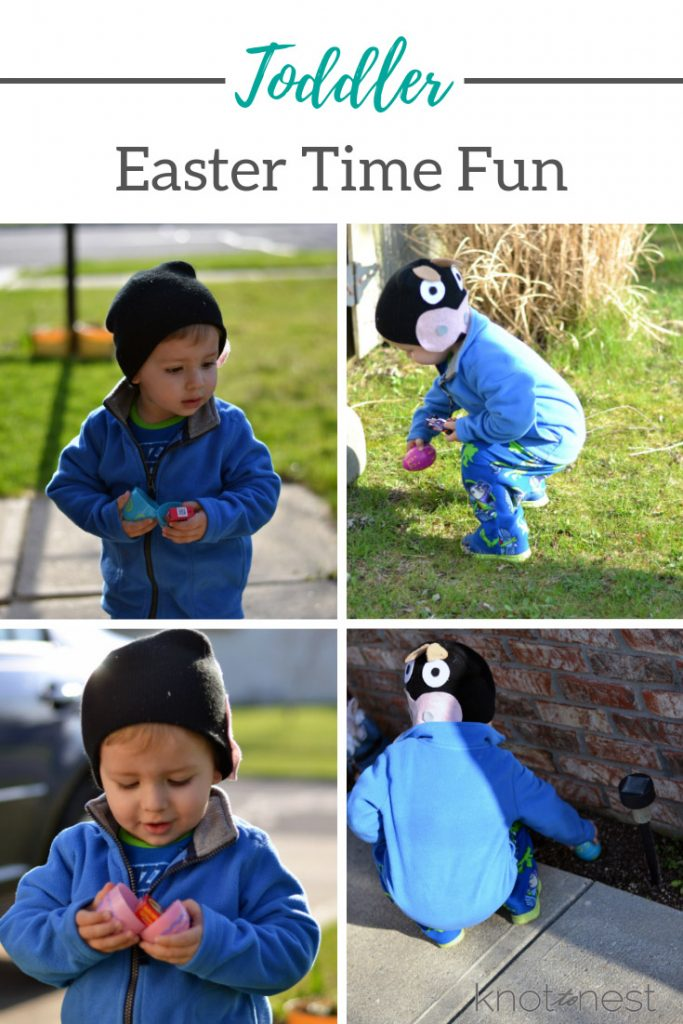 Easter 2016: Toddler Edition - The Well Planned Mama Holidays
