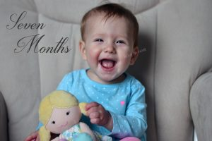 7 months old