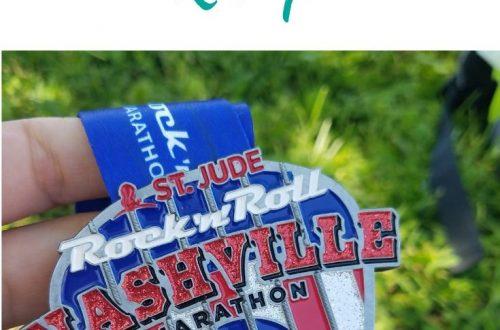 Marathon Training Recap for first time marathon runner