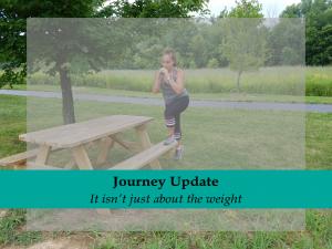 Moms health journey