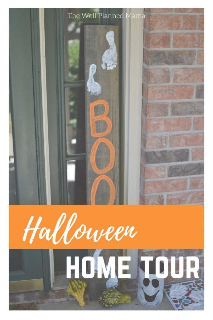 Halloween and Autumn decor ideas