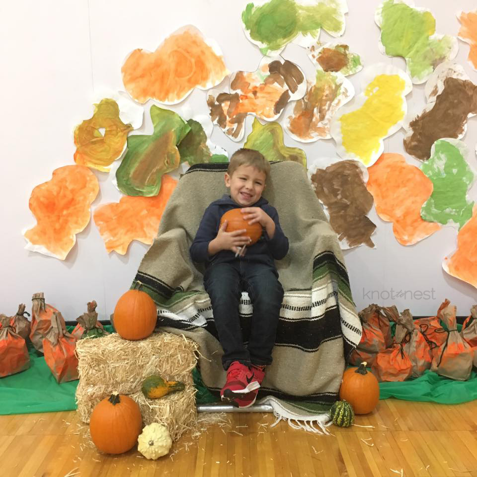 PreK halloween party