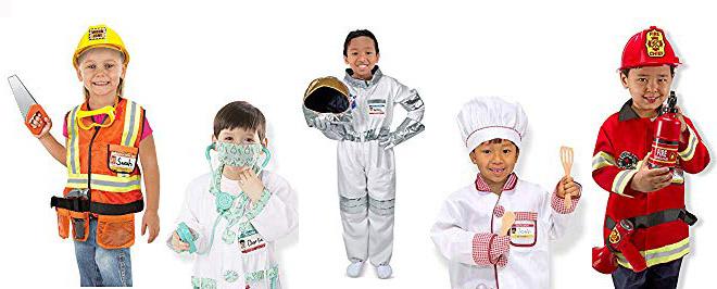 Preschool costume Ideas