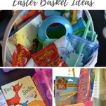 Easter basket ideas that are candy-free for toddlers and preschoolers