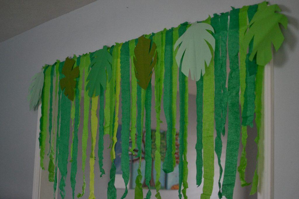 Wild Kratts DIY birthday decorations