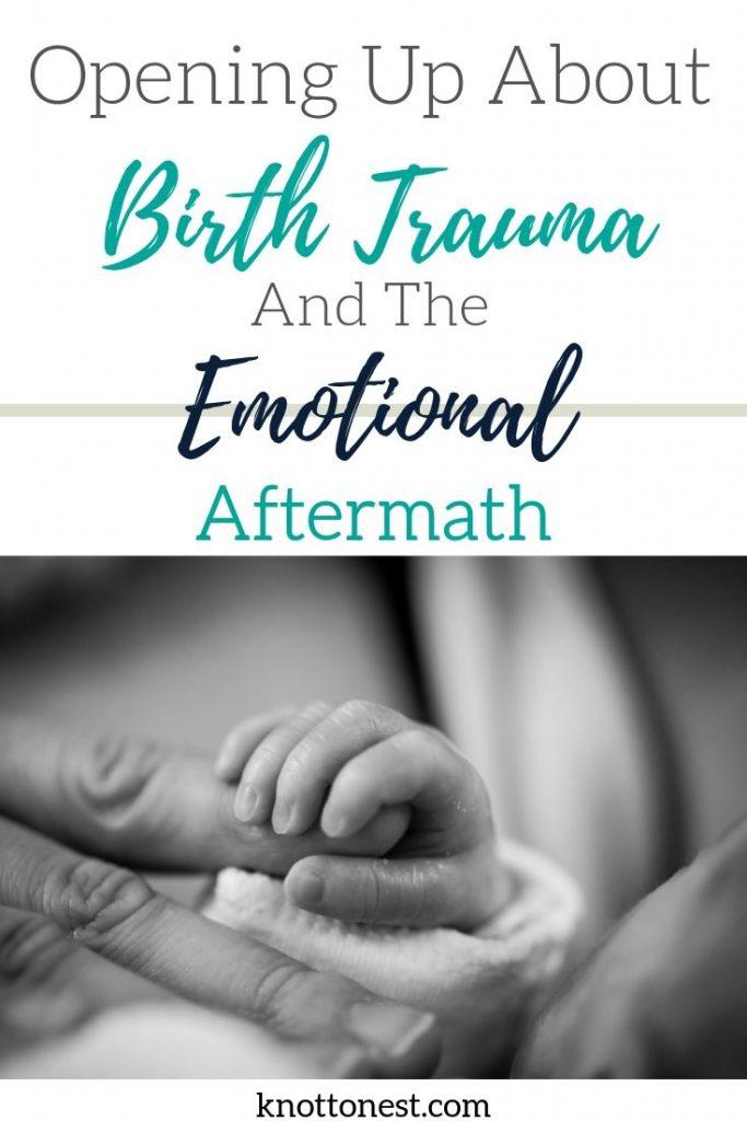 Birth trauma and the emotional aftermath