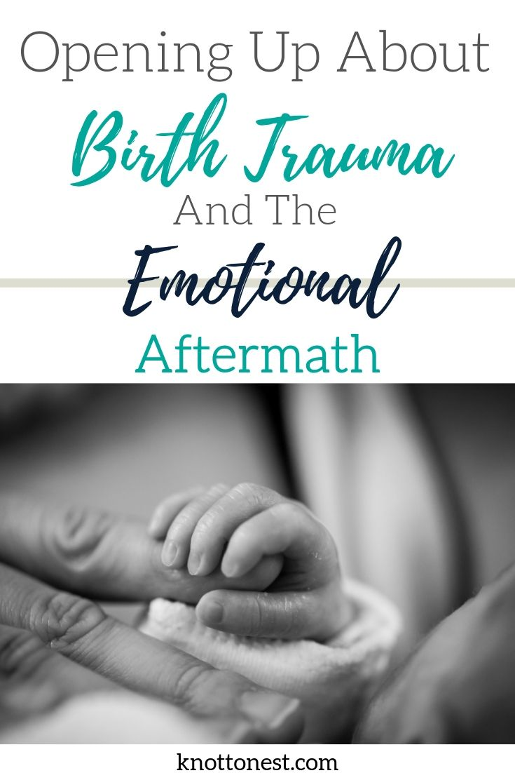 Birth trauma and the emotional aftermath