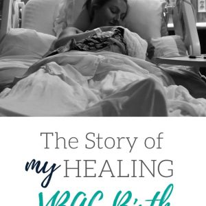 VBAC birth story part two