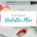 One month declutter plan