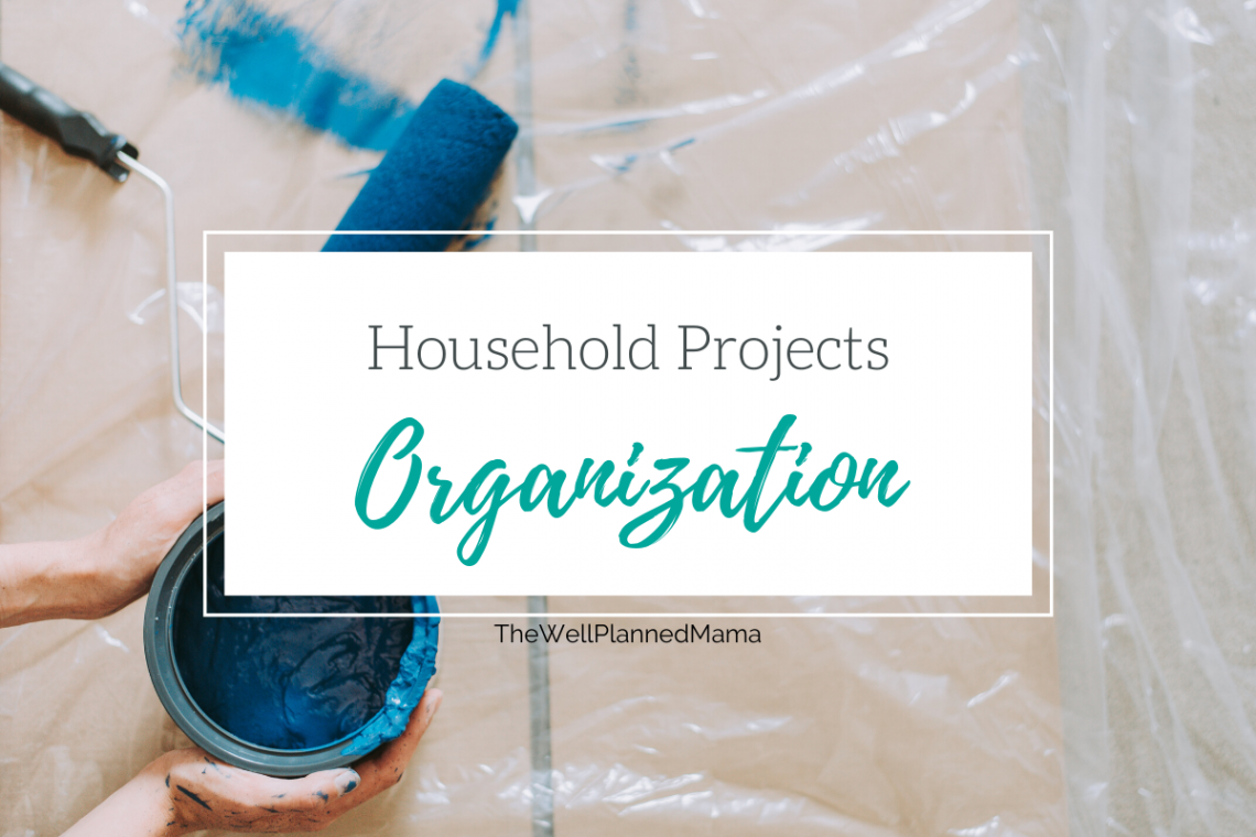 Household Projects Organization