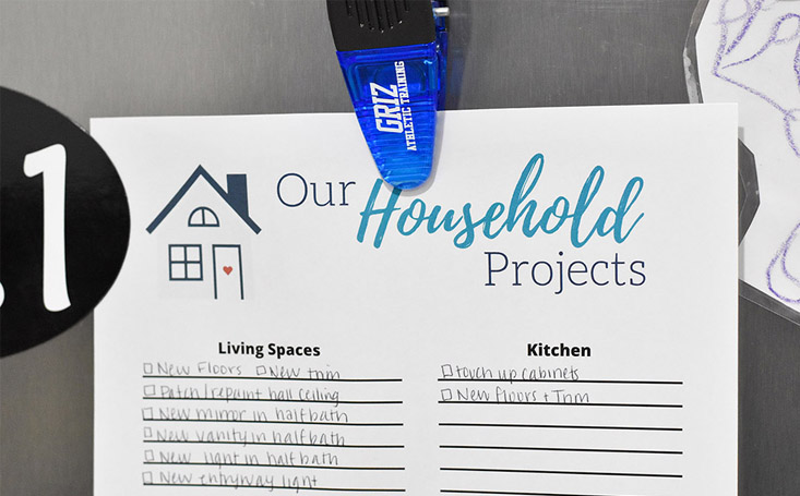 Household projectsRS