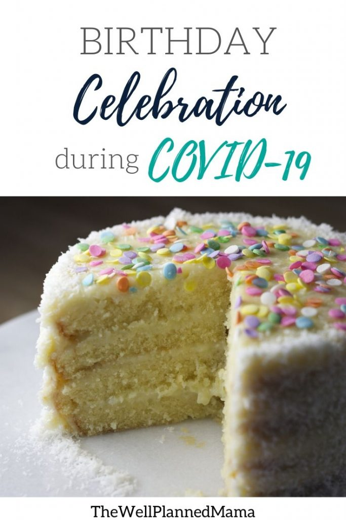 Have a great birthday party at home during COVID-19 with these easy, fun ideas.