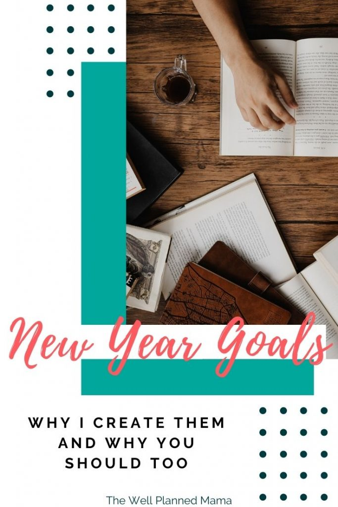How to create new year goals